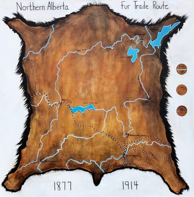 Northern Alberta Fur Trade